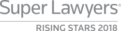 bauman-law-super-lawyers-rising-stars-2018-badge