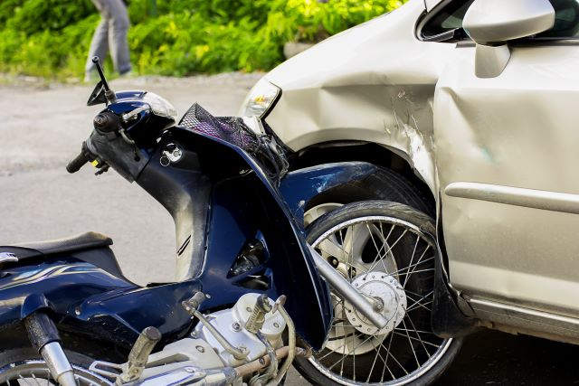 Motorcycle Accident Lawyer Bakersfield